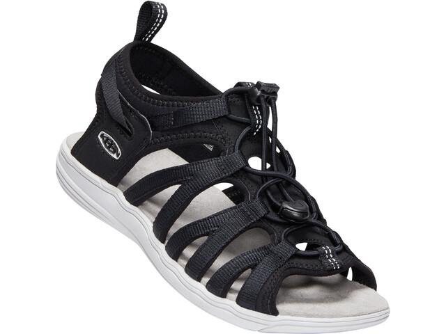 Keen Damaya Lattice Schuhe Damen black/vapor blue